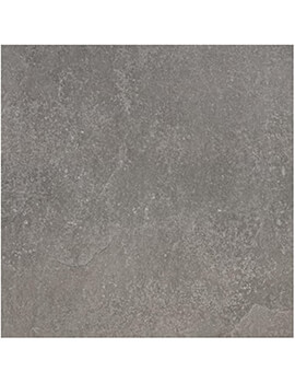 RAK Fashion Stone 60 x 60cm Light Grey Matt Porcelain Tile