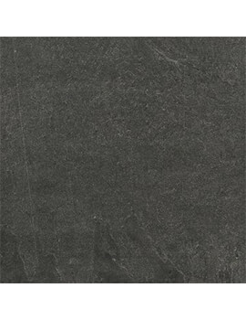 RAK Shine Stone Black Matt 60 x 60cm Porcelain Tile