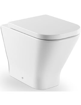 Roca The Gap Back To Wall Toilet Pan - 540mm Projection