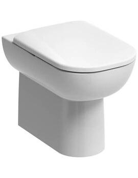 Geberit Smyle 350 x 540mm Back To Wall Floor Standing Toilet