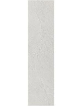 RAK Shine Stone White 15 x 60cm Porcelain Tile