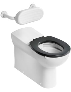 Armitage Shanks Contour 21+ 750mm Back to Wall Rimless WC Pan