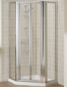 Lakes Classic Side Panels For Bi-fold Or Pivot Door Enclosure - W 350 x H 1850mm