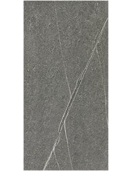 RAK Shine Stone Dark Grey 30 x 60cm Porcelain Tile