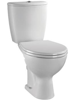 Twyford Alcona 640mm Flushwise WC And Cistern