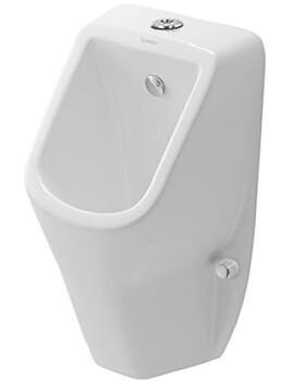 Duravit D-Code Rimless Urinal 305 x 290mm