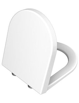 VitrA S50 Toilet Seat With Standard Top Fix Hinges