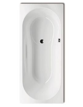 Kaldewei Ambiente Vaio Set 946 Steel Shower Bath 1800 x 800mm