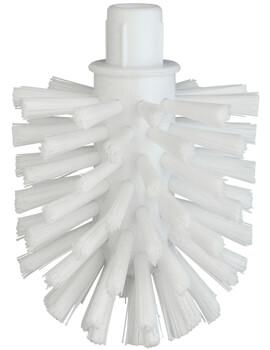 Smedbo Xtra Spare 78mm Toilet Brush