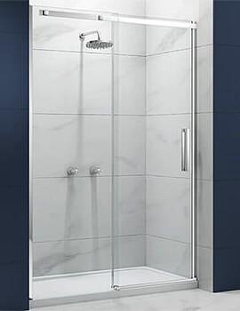 Merlyn Ionic Essence Sliding Shower Door 8mm Glass - W 1000 x H 2000mm