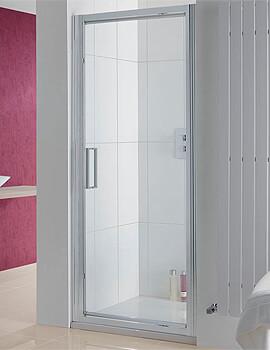 Lakes Coastline Narva Pivot Shower Door - W 750 x H 2000mm
