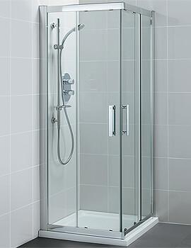 Ideal Standard Synergy 900mm Corner Entry Shower Enclosure