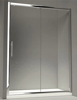 Merlyn 8 Series Sliding Shower Door - W 1600 x 1950mm