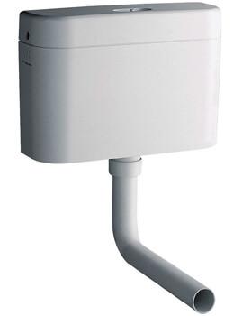 Grohe Adagio White Alpine Concealed Cistern