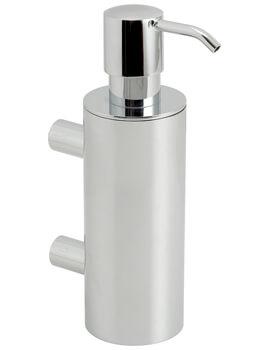 Vado Infinity Chrome Soap Dispenser - Wall Mounted