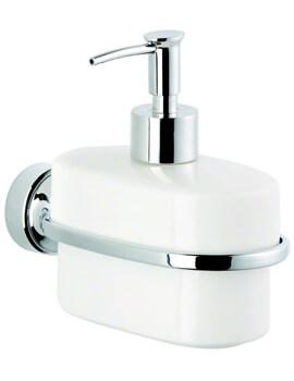 Mira Agile Cleanse Ceramic Pumped Dispenser