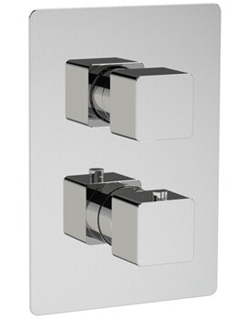 Methven Kiri Concealed Thermostatic Single Outlet Mixer Valve