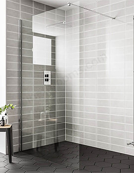 Essential Spring Wetroom Panel - W 700 x H 2000mm