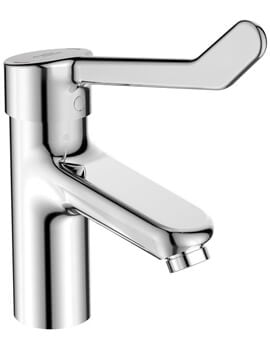 Armitage Shanks Contour 21+ Single Lever Copper Tails Basin Mixer Tap