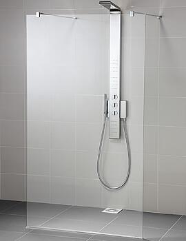 Ideal Standard Synergy Dual Access Wetroom 2000mm High