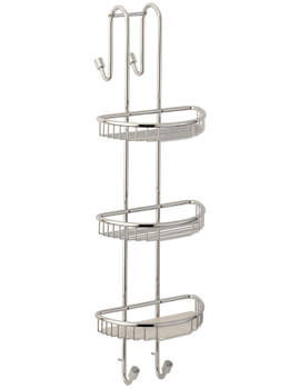 Roper Rhodes Sigma 3 Shelf Shower Caddy
