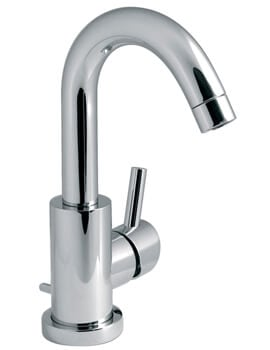 Vado Elements Air Kitchen Sink Mixer Tap With Swivel Spout