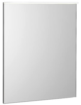 Geberit Xeno2 LED Illuminated Mirror - Direct And Indirect Lightning