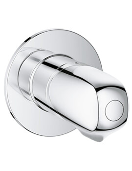 Grohe Grohtherm 1000 Trim Set Concealed Valve
