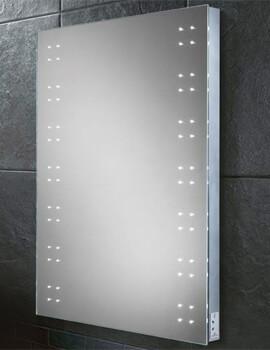 HIB Ariel 600 x 800mm LED Illuminated Steam Free Mirror