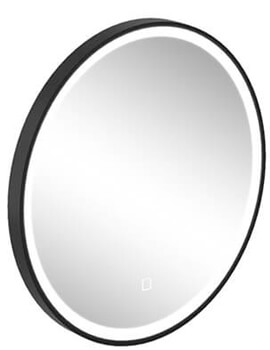 Britton Hoxton LED Mirror With Demister Pad