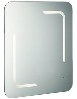 Ideal Standard Mirror With Sensor Switch Ambient & Front Light Anti-Steam