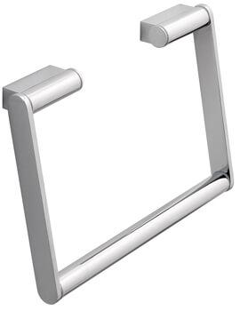 Vado Infinity Chrome Towel Ring - Wall Mounted