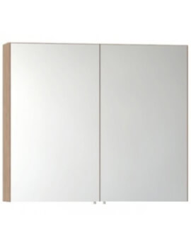 Vitra S50 Classic Double Door Mirror Cabinet