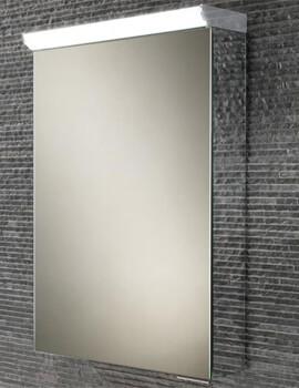 HIB Spectrum LED Illuminated Mirror Cabinet - W 500 x H 700mm