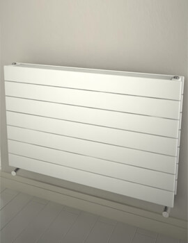 Reina Flatco Type 11 White Steel Designer Radiator 400 x 588mm
