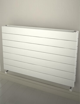 Reina Flatco Type 11 Steel Designer Radiator 1200 x 588mm White
