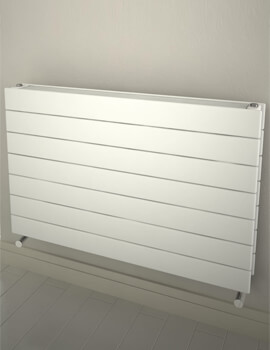 Reina Flatco Type 22 White Steel Designer Radiator 800 x 588mm