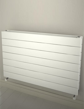 Reina Flatco Type 21 Steel Designer Radiator 400 x 588mm White