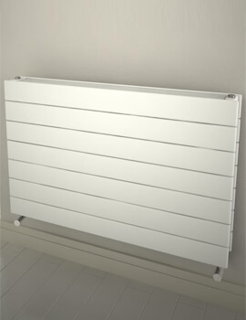 Reina Flatco Type 22 Steel Designer Radiator 1200 x 292mm White