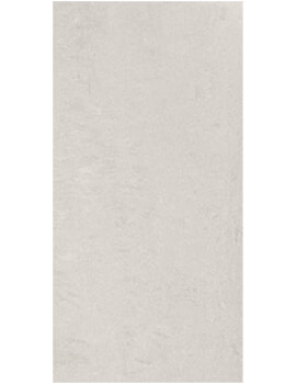 RAK Lounge 30 x 60cm Polished Ivory Full Body Porcelain Tile