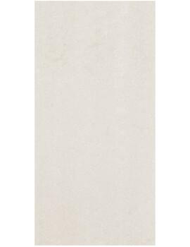 RAK Lounge 30 x 60cm Unpolished Ivory Full Body Porcelain Tile