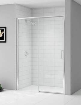 Merlyn Ionic Express Sliding Shower Door - Low Level Access - W 1000 x H 1900mm