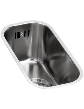 Abode Matrix R50 1.0 Kitchen Sink Bowl Stainless Steel