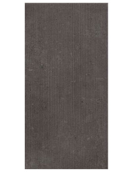 RAK Surface 2.0 Charcoal Rustic 30 x 60cm Porcelain Tile