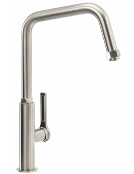 Abode Hex Single Lever Kitchen Tap