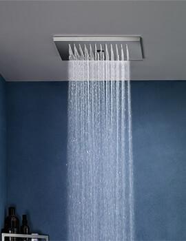 Crosswater Revive Twist Shower Head