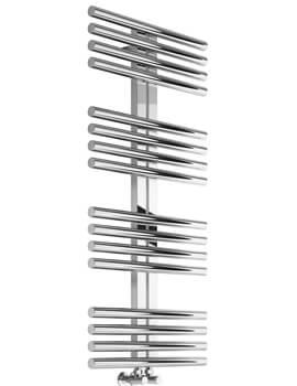 Reina Sorento Stainless Steel Designer Radiator 600mm Wide