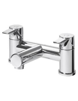 Triton Dene Chrome Bath Filler Tap