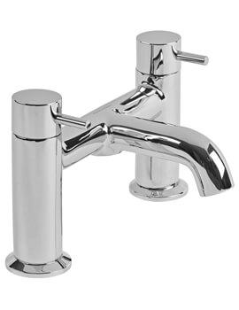Roper Rhodes Craft Dual Control Deck Mounted Bath Filler Tap