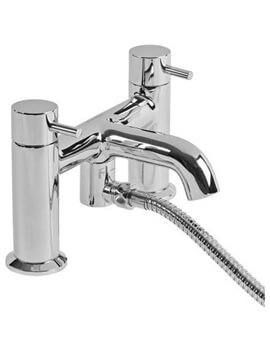 Roper Rhodes Craft Deck Mounted Bath Shower Mixer Tap And Handset